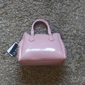 Gorgeous. Gianni Charini Pink Patent Purse New